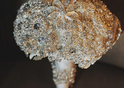Elegant Austrian Crystal Bouquet
